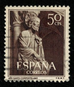 Spain, 50 Cts (3004-т)