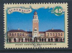 Australia SG 1378  Used  - Discovery Gold