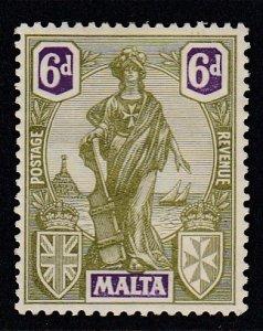 Malta Sc 108 (SG 133), MHR