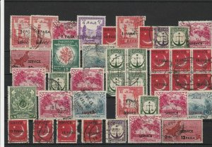 Pakistan Used Stamps Ref 24502