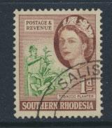 Southern Rhodesia  SG 79  Fine Used