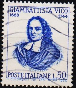 Italy. 1968 50L S.G.1226 Fine Used
