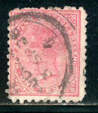 New Zealand Scott # 61, used, perf 10
