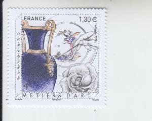 2018 France Ceramics - Artisan Series (Scott 5521) MNH