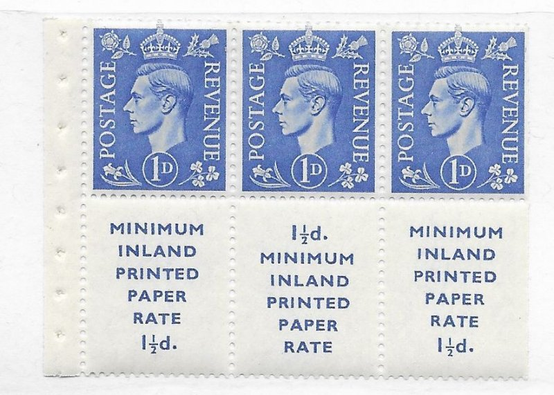 Great Britain #281e MNH - Stamp - CAT VALUE $20.00+