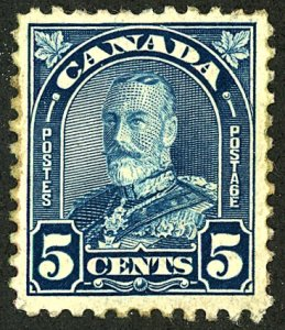 Canada #170 MINT OG NH
