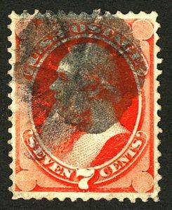 U.S. #138 Used