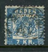 Baden #28 Used