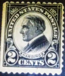 US 610 MNH OG cat 2.00