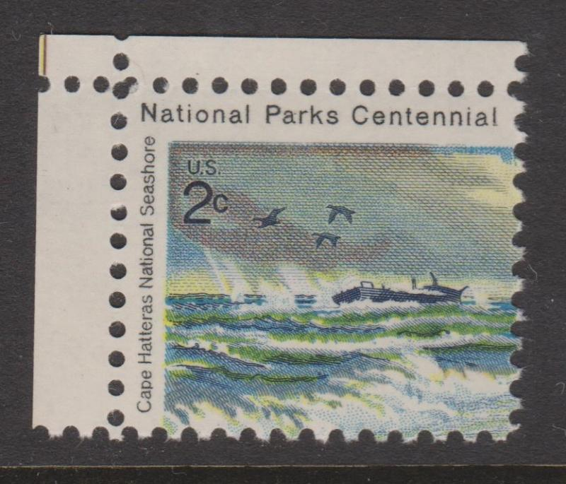 USA #1448-1451 National Parks Centennial Set Mint