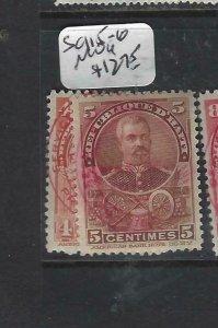 HAITI  (P1506B)  SC 115-6    MOG