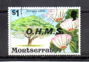 Montserrat O17 used