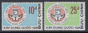 Viet Nam 431-432 MNH VF