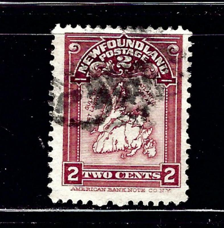 Newfoundland 86 Used 1908 issue
