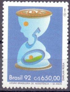 Brazil. 1992. 2496. chronology. MNH.
