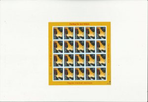 US Stamps/Postage/Sheets Sc #3938 Child Health MNH F-VF OG FV 7.40