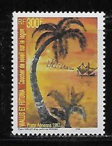 Wallis and Futuna Islands C196 Sundown single MNH