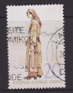 Cyprus Sc#850 Used