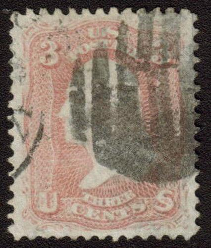 65 SUPERB JUMBO, w/PSE (06/03) CERT, Jumbo stamp wit..MORE.. gu1351