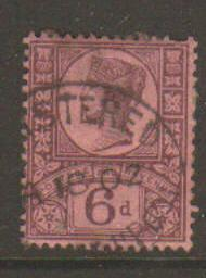 Great Britain #119 Used