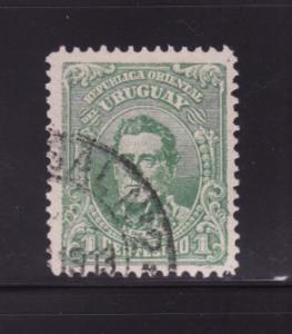 Uruguay 188 U José Artigas, Father of Uruguayan Independence