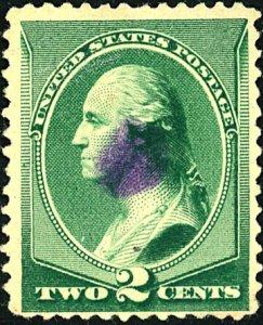 U.S. #213 Used