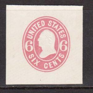 USA #U62 VF Mint