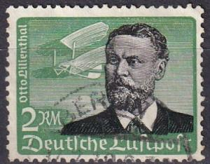 Germany #C55  F-VF Used  CV $20.00 (A18575)