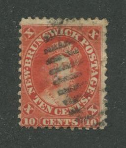 NEW BRUNSWICK #9 USED (2)