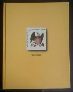 Americana Series Issues of 1975-1981 USPS Hardcover with Stamps