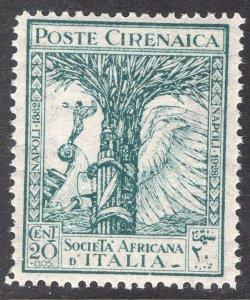 CYRENAICA SCOTT B17