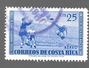 Costa Rica 1960 - U - Scott #C284