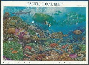 2004 United States Souvenir Sheet Scott Catalog Number 3831 Unused Never Hinged