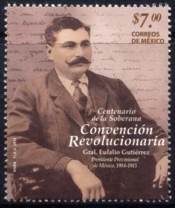 MEXICO 2917, Centenary of Aguascalientes Rev. Convention MNH