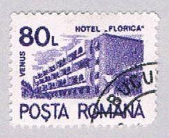 Romania 3678 Used Hotel Florica 1991 (BP29212)