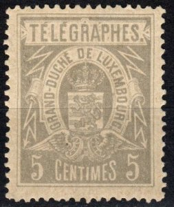 Luxembourg #YVN1 F-VF Unused (X2398)