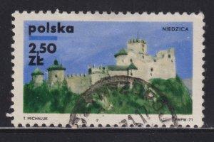 Poland 1792 Niedzica Castle 1971