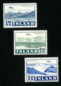 Ireland Stamps # C27-9 VF OG LH Set of 3 Scott Value $54.50