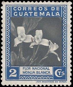 Guatemala 1939 #293  Used