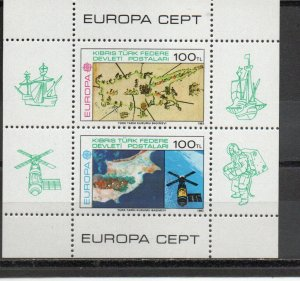 Turkish Cyprus 127 MNH .