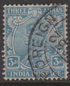 India Sc#114 Used