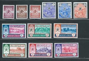 Oman 94-105 Various set MLH