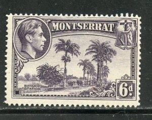 Montserrat # 98, Mint Never Hinge. CV $ 2.00
