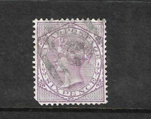 NATAL 1874  6d  QV    FU  SG 70
