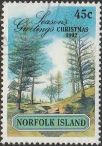 Norfolk Island, #530 Used,  From 1992