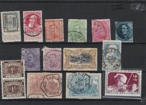 Belgium Stamps ref R 16980
