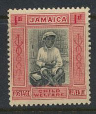 Jamaica  SG 107b  - Mint Hinged   see scan and details