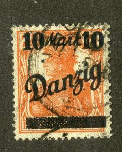 DANZIG 30 USED SCV $7.00 BIN $5.00 ROYALTY POINTS UP