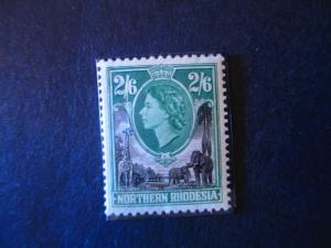 Northern Rhodesia #71 Mint Hinged- (BZ9) WDWPhilatelic!