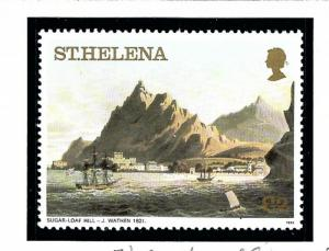 St Helena 310a MNH 1982 issue inscribed 1982